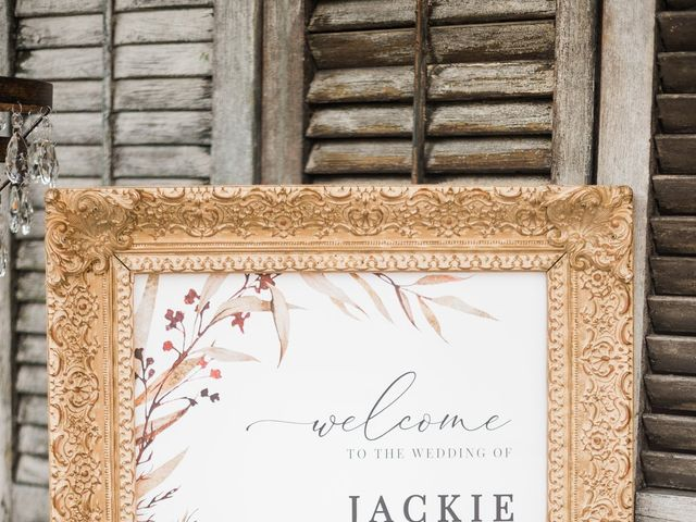 AJ D and Jackie's Wedding in Mount Sterling, Ohio 16