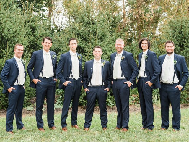 AJ D and Jackie's Wedding in Mount Sterling, Ohio 29