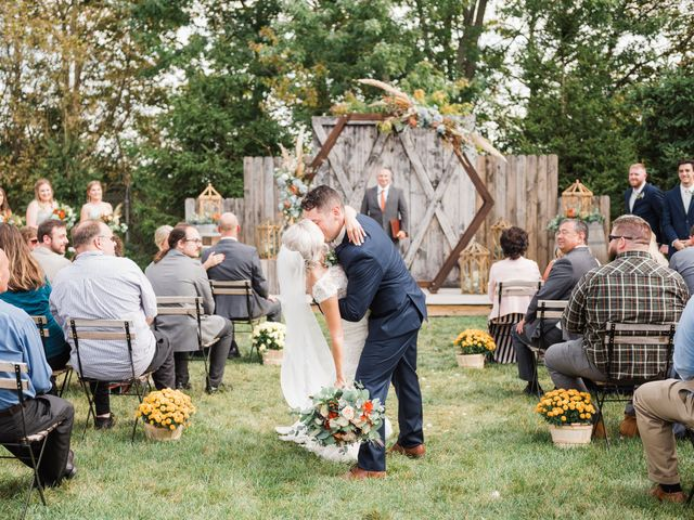 AJ D and Jackie's Wedding in Mount Sterling, Ohio 38
