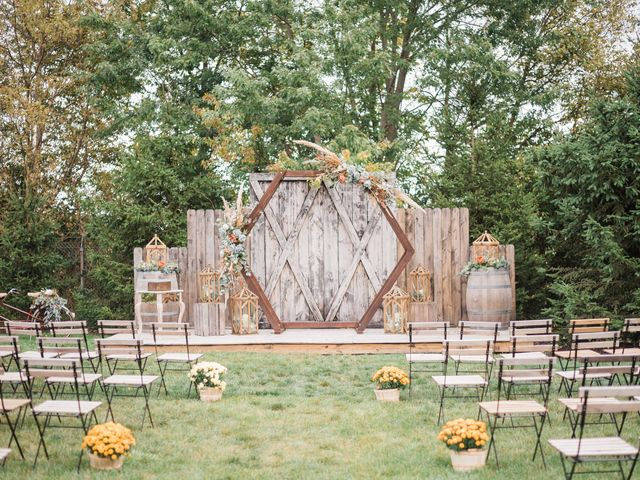 AJ D and Jackie's Wedding in Mount Sterling, Ohio 47