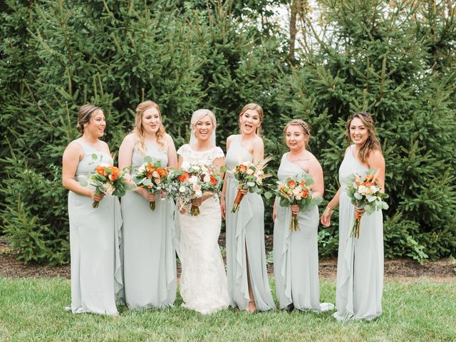 AJ D and Jackie's Wedding in Mount Sterling, Ohio 51