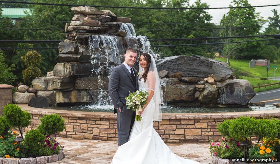 Tyler and Alison's Wedding in Kingston, New York