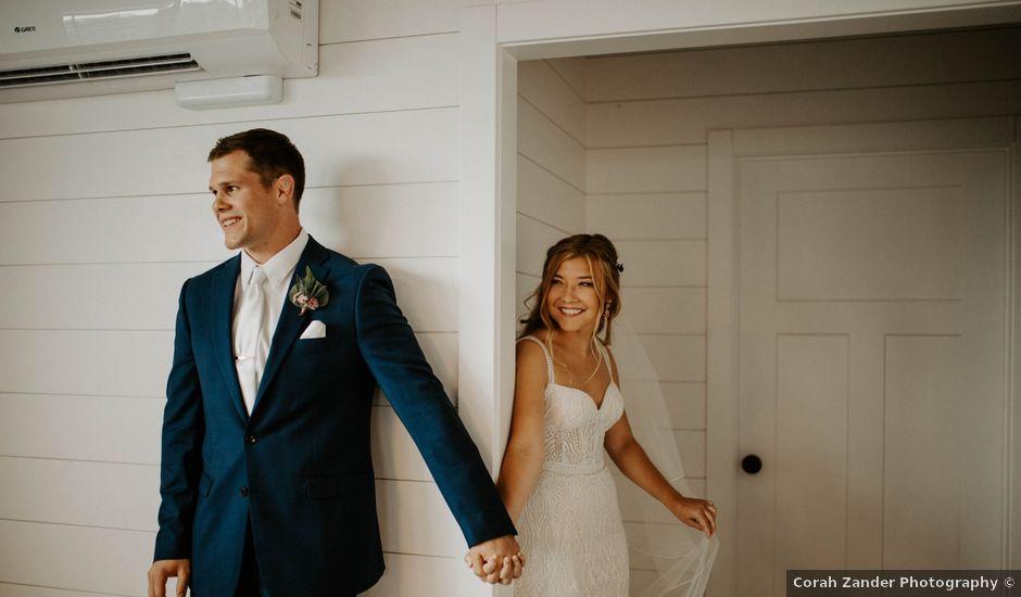 Stephanie and Nate's Wedding in Iowa City, Iowa