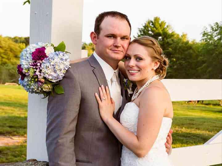 The wedding of Daniel and Nicole