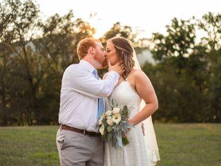 The wedding of Savannah and Dillon