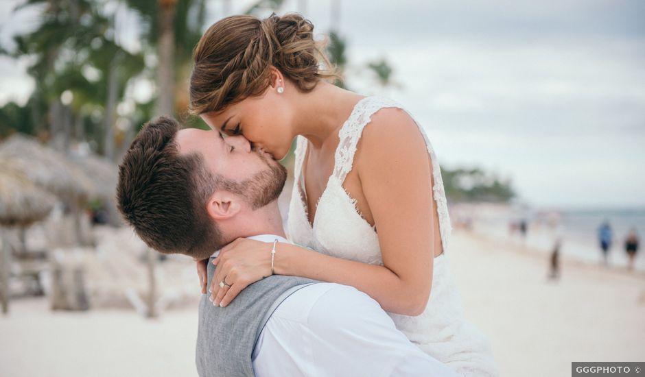 Drake and Kelly's Wedding in Bavaro, Dominican Republic