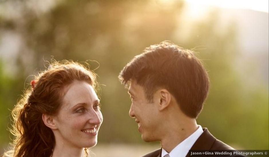 Ginna and Jadd's Wedding in Boulder, Colorado