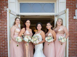 The wedding of Sabrina and Jonathan 2