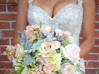 The wedding of Sabrina and Jonathan 3