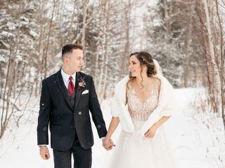 The wedding of Jennifer Conroy and Chuck Turic