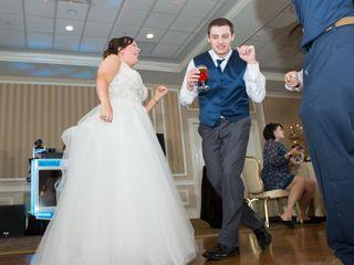 The wedding of Rachel and James 1