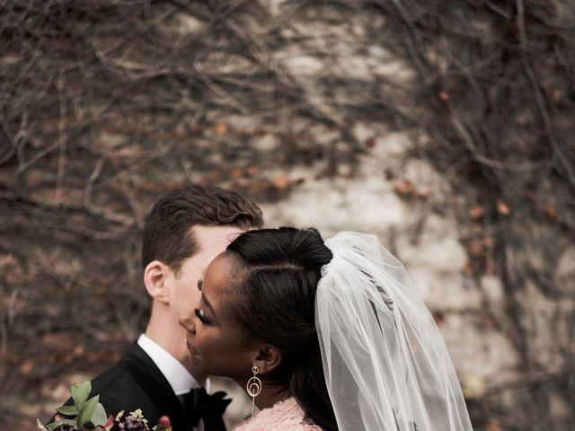 Doug and Chantel's Wedding in New York, New York 21
