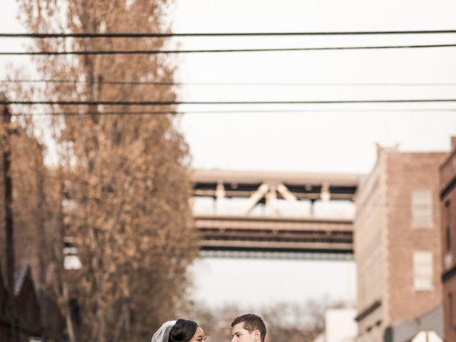 Doug and Chantel's Wedding in New York, New York 28