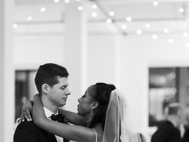 Doug and Chantel's Wedding in New York, New York 54