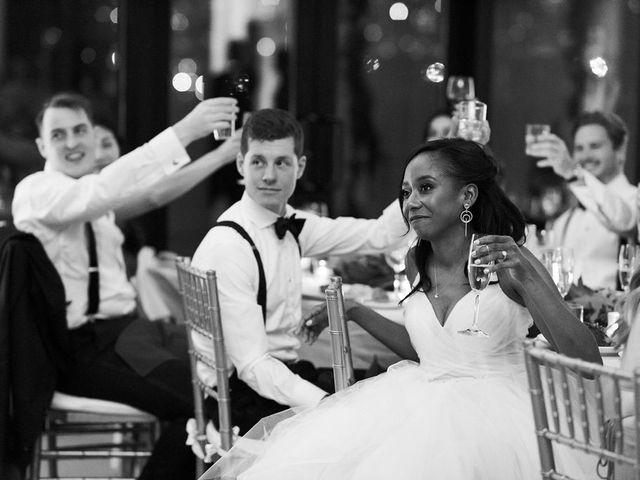 Doug and Chantel's Wedding in New York, New York 67