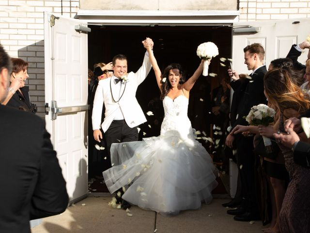 Nick and Angeline's Wedding in Chicago, Illinois 17