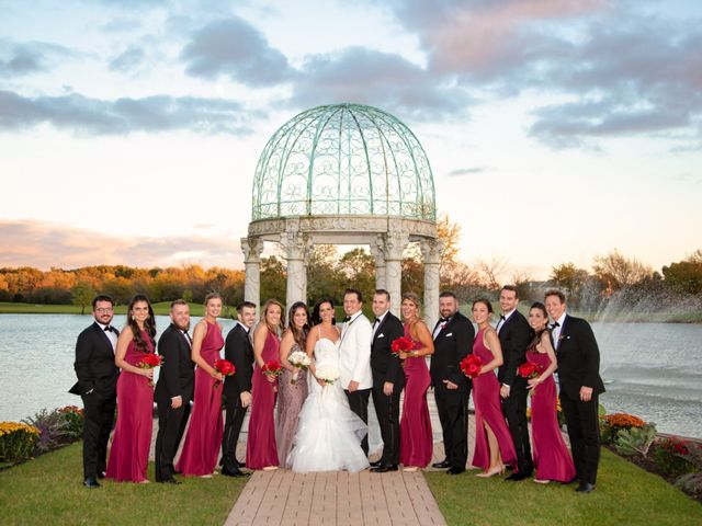 Nick and Angeline's Wedding in Chicago, Illinois 34
