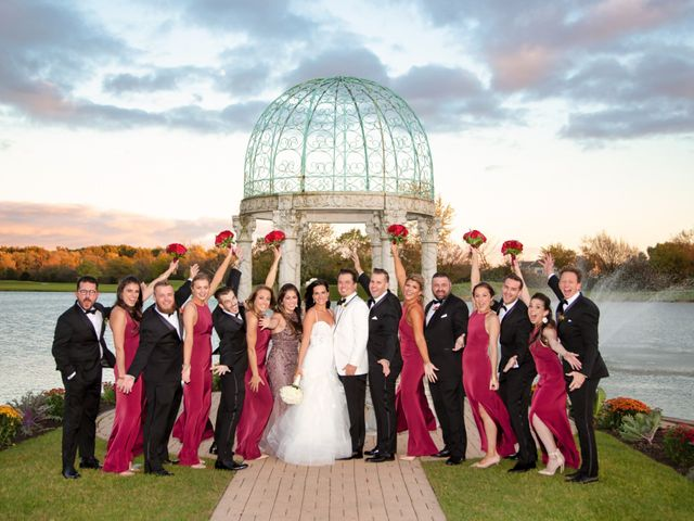 Nick and Angeline's Wedding in Chicago, Illinois 35