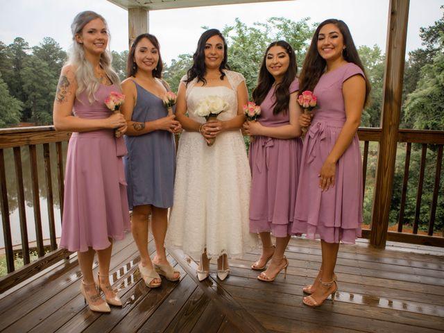 Eva and Kym's Wedding in Augusta, Georgia 1