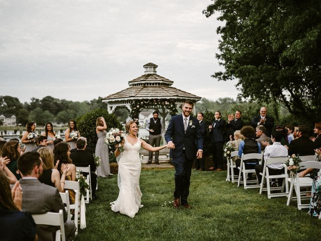 Clint and Cara's Wedding in Stevensville, Maryland 13
