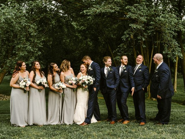Clint and Cara's Wedding in Stevensville, Maryland 15