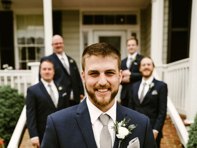 Clint and Cara's Wedding in Stevensville, Maryland 23