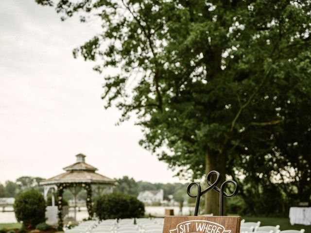 Clint and Cara's Wedding in Stevensville, Maryland 34