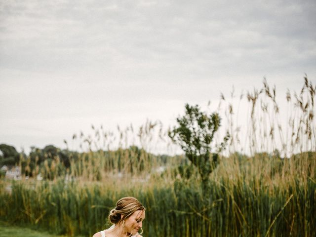 Clint and Cara's Wedding in Stevensville, Maryland 37