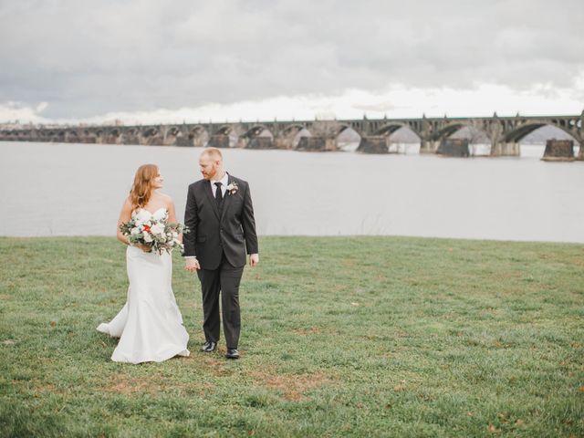 The wedding of Matt and Jill