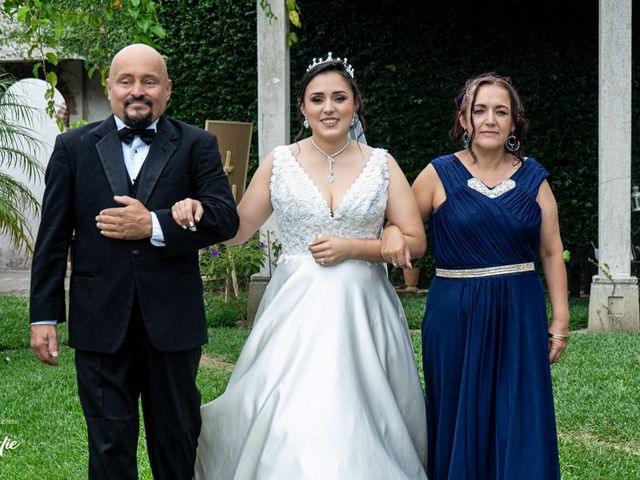 Faby and Hector's Wedding in Houston, Texas 40
