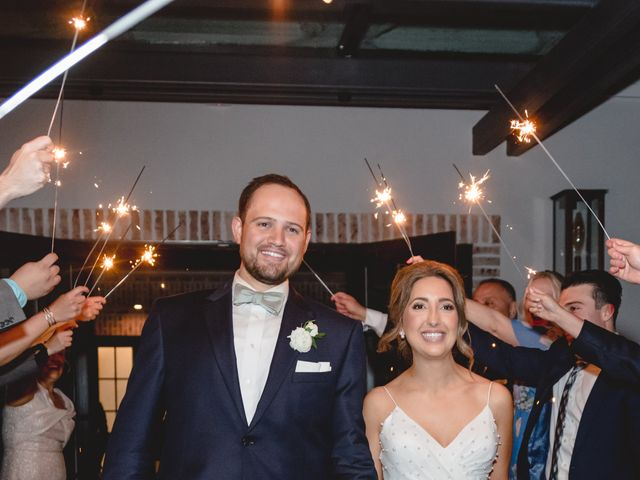 Michael and Michelle's Wedding in Andover, New Jersey 5