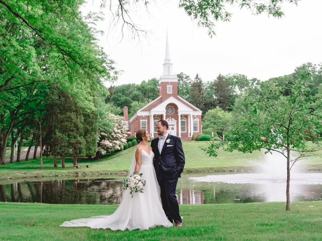 Michael and Michelle's Wedding in Andover, New Jersey 1