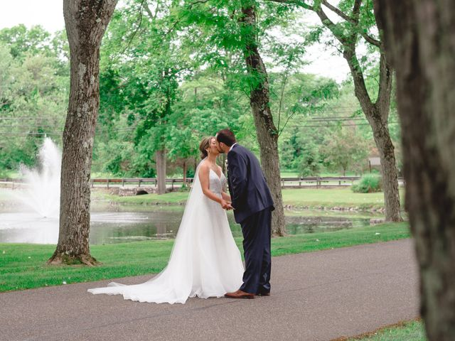 Michael and Michelle's Wedding in Andover, New Jersey 44