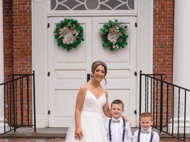 Michael and Michelle's Wedding in Andover, New Jersey 47