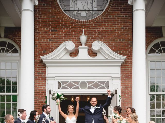 Michael and Michelle's Wedding in Andover, New Jersey 54