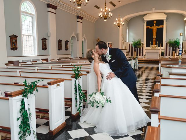 Michael and Michelle's Wedding in Andover, New Jersey 55