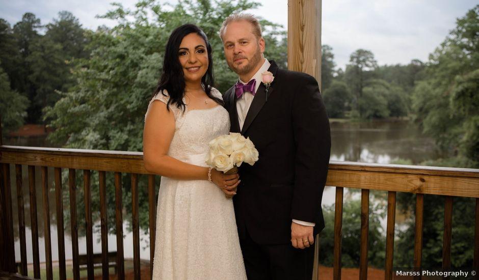 Eva and Kym's Wedding in Augusta, Georgia