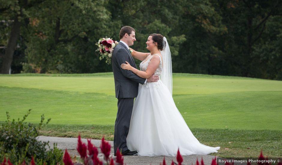 James and Rachel's Wedding in York, Pennsylvania