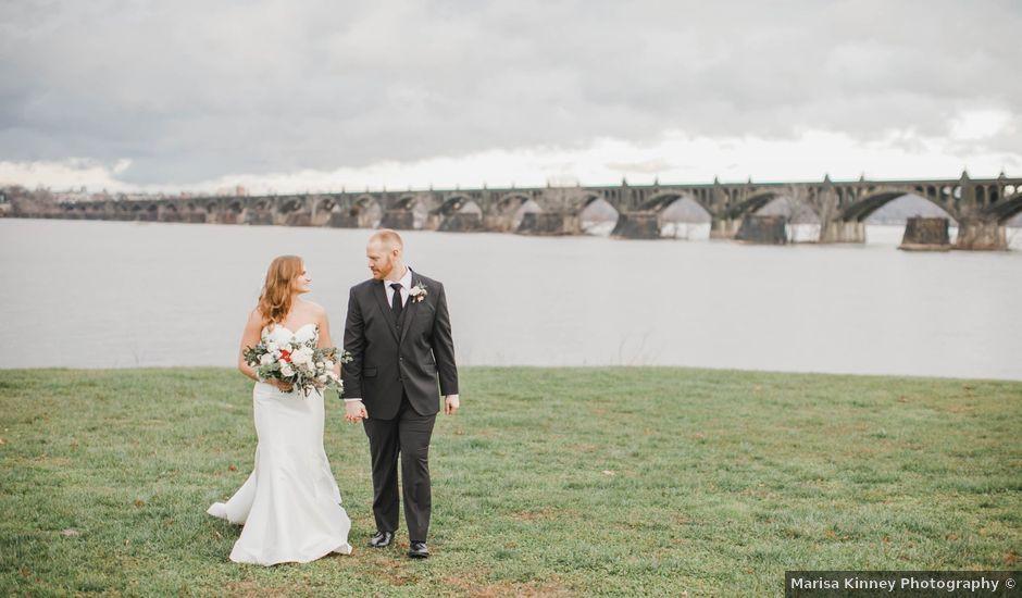 Jill and Matt's Wedding in Wrightsville, Pennsylvania