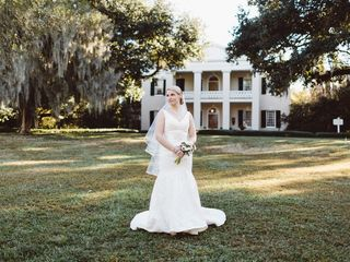Katie and Brett's Wedding in Natchez, Mississippi 3