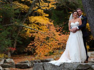 The wedding of Jennifer and Shawn