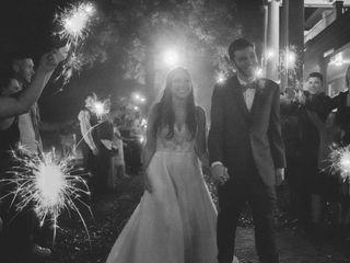 The wedding of Kasey and Nick 1