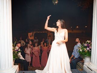 The wedding of Kasey and Nick 2