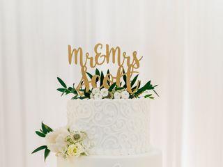 The wedding of Jasmine and Byron 1