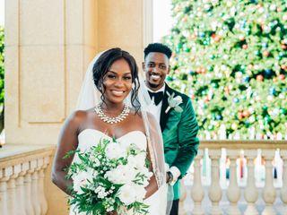 The wedding of Jasmine and Byron