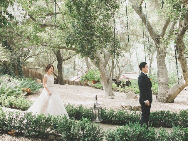 Charles and Michelle's Wedding in Malibu, California 15