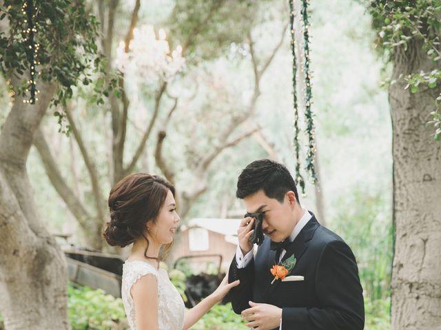 Charles and Michelle's Wedding in Malibu, California 17