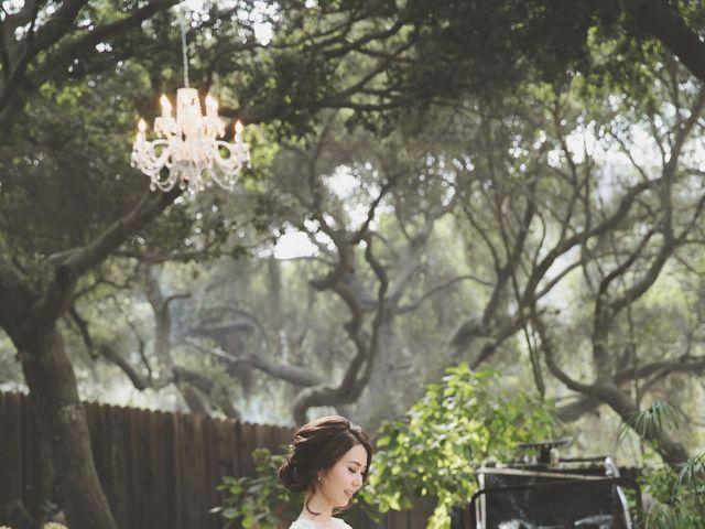 Charles and Michelle's Wedding in Malibu, California 21