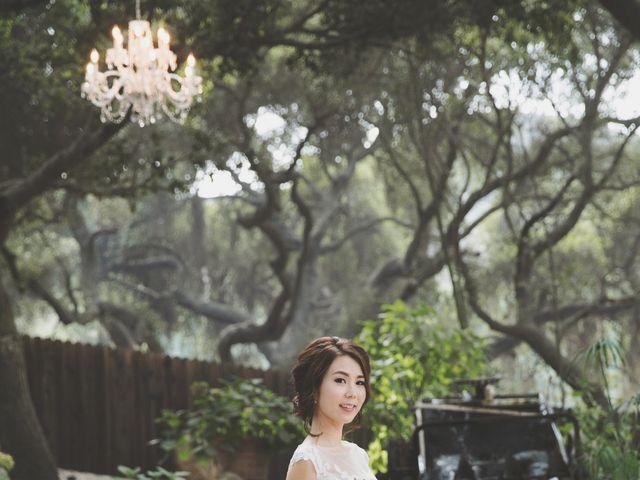 Charles and Michelle's Wedding in Malibu, California 22
