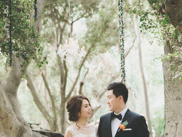 Charles and Michelle's Wedding in Malibu, California 23